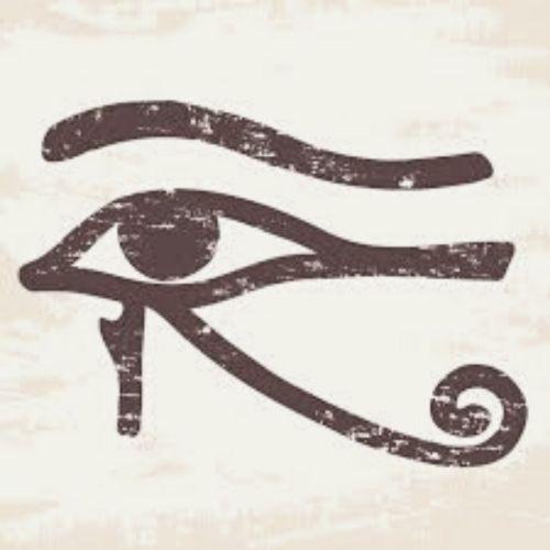El ojo de Horus y su significado.