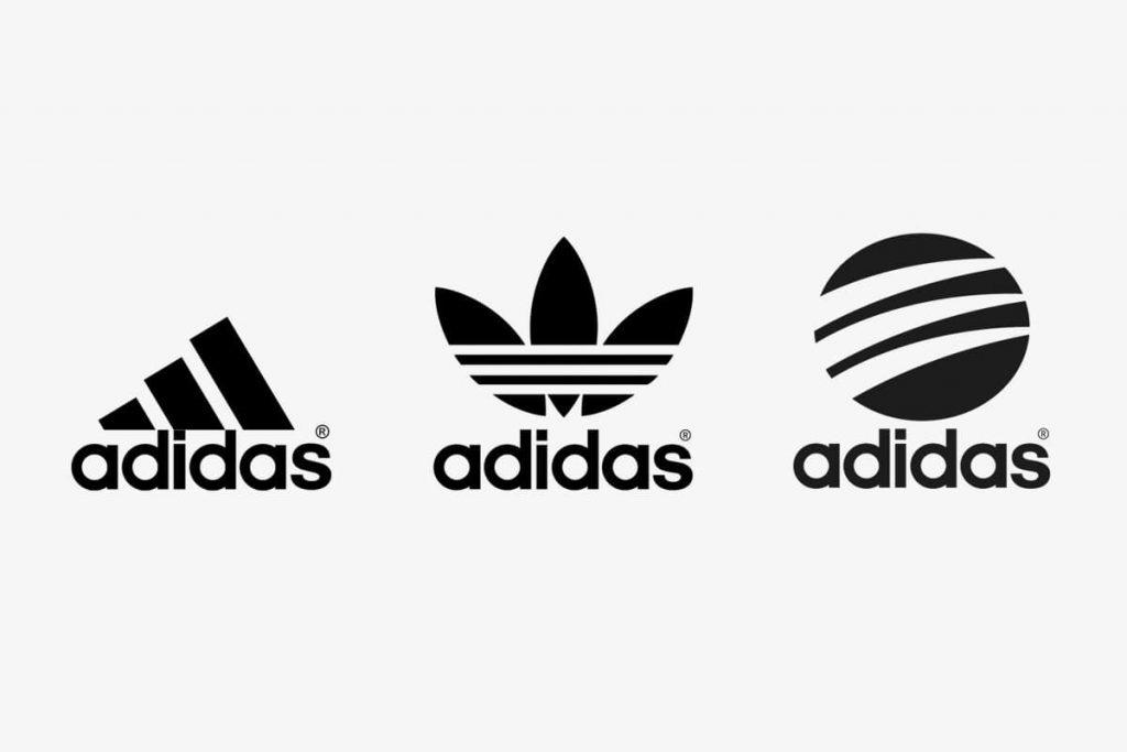 Símbolo de Adidas