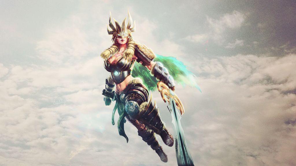 freya diosa vikinga del amor