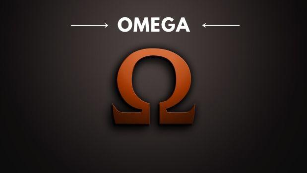 Símbolo Omega