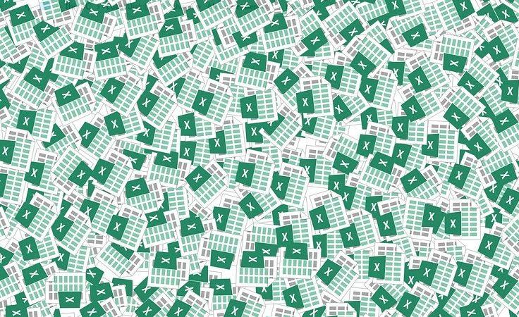 Símbolos más utilizados en Excel