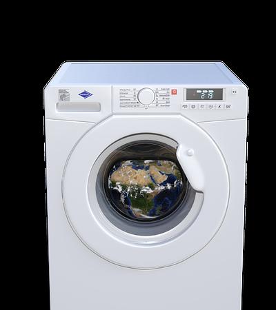 Sïmbolos de las lavadoras, ¿Qué significan?
