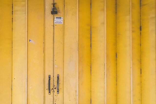 Significado de puertas de acordeón