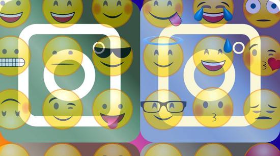 Símbolos que se usan en Instagram