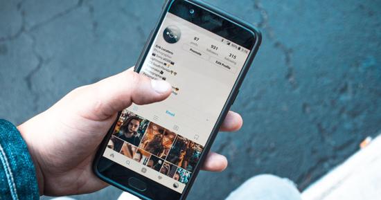 simbolos para instagram